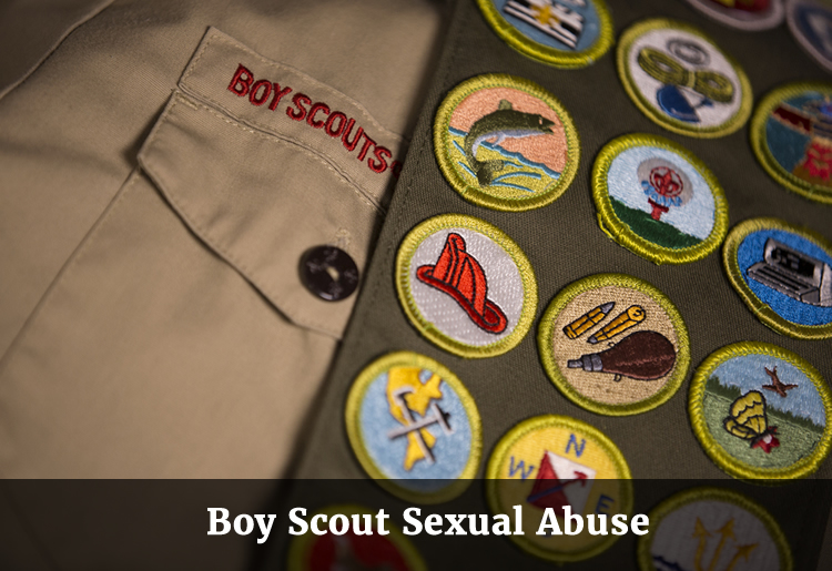 Boy Scout Sexual Abuse